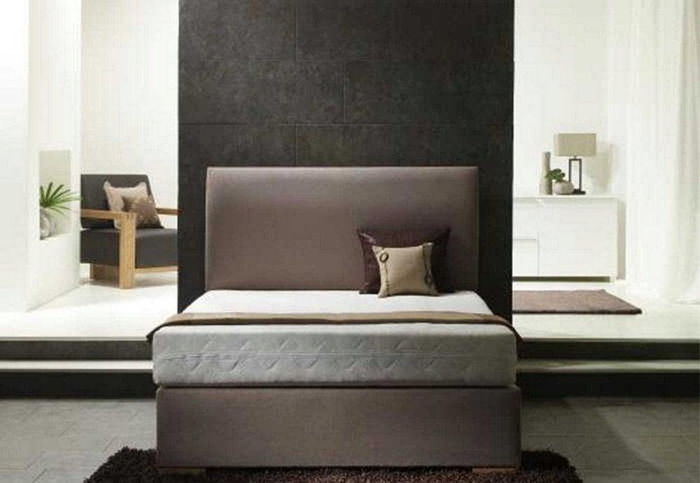 Europa Beds Europa Curve 4ft6 135cm X 190cm Double Divan Bed Base