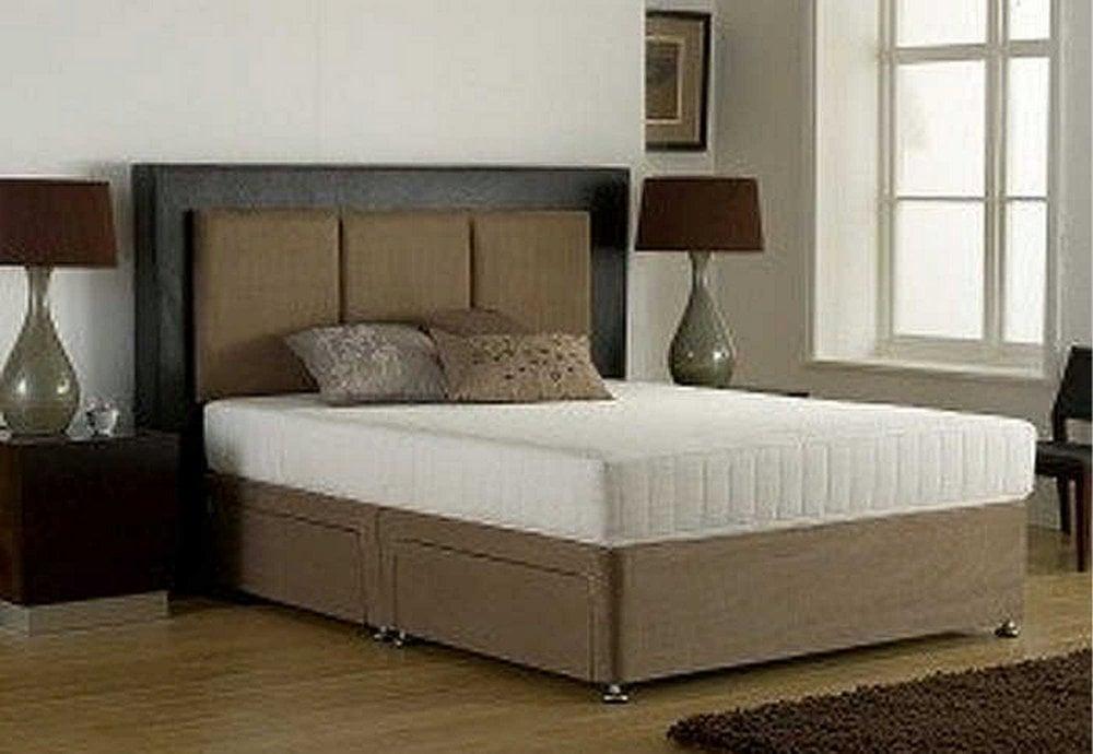 2e0982eea9e7 Europa Beds Europa Henley 4FT Small Double Small Double Bed Base ...