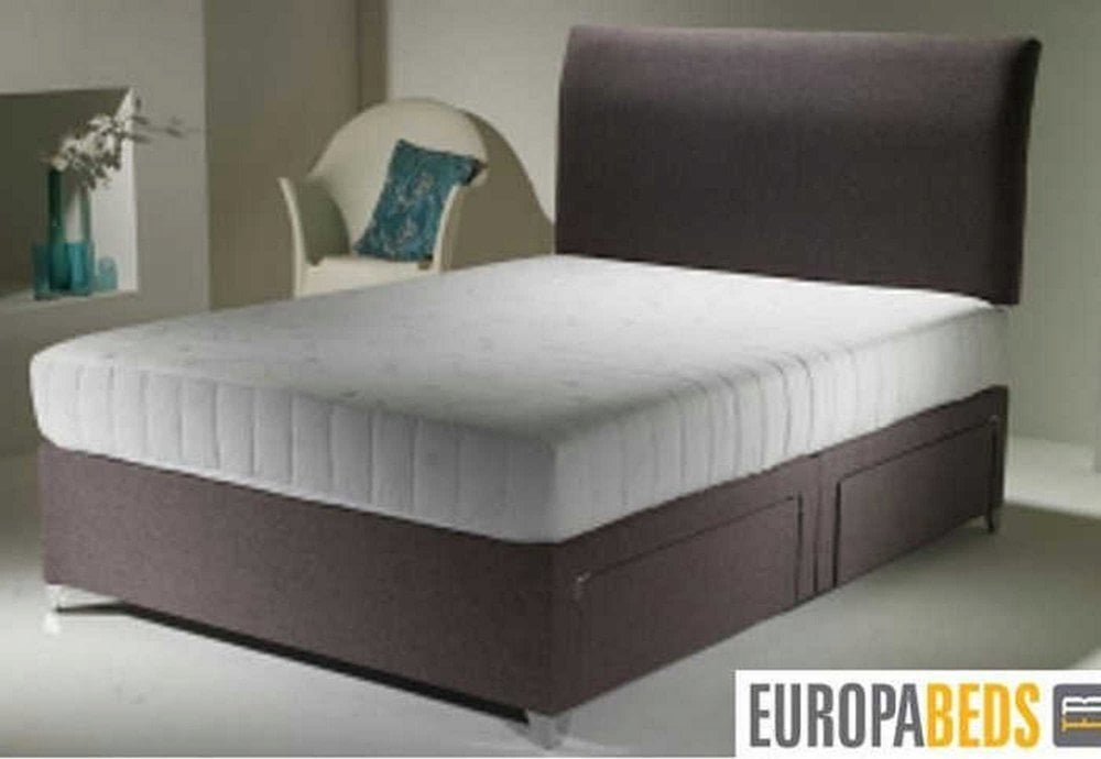 Europa Beds Europa Maxicool 50 4ft 120cm X 190cm Small Double
