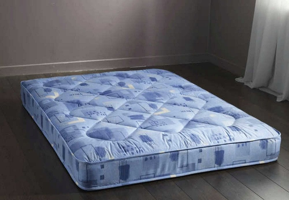 Europa Paris 4FT Small Double Small Double Soft Spring Mattress