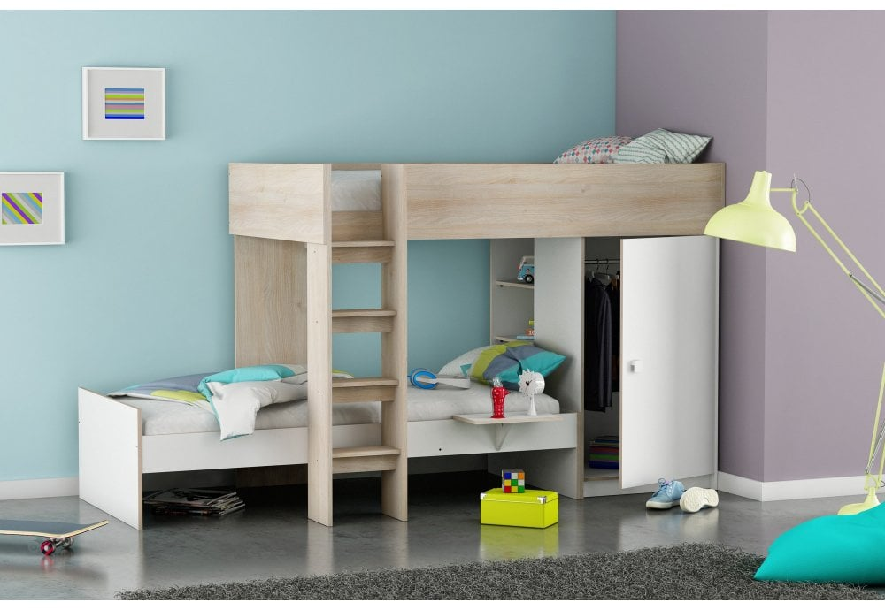 Flair Furnishings Dylan Bunk Bed Bunk Beds From Beds 4 Less Uk